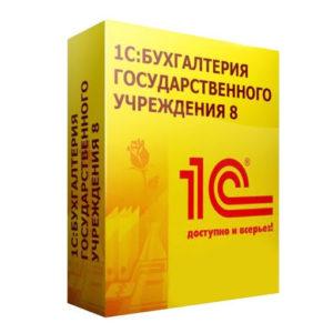 1С:Бухгалтерия государственного учреждения