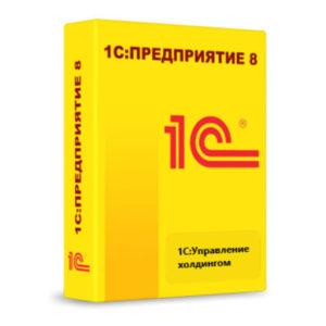 1С:Управление холдингом 8, корпоративная поставка