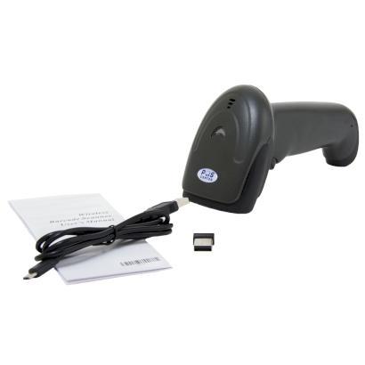 Беспроводной сканер штрихкода 2D EgiPos 2D BT, ручной, USB кабель, USB адаптер