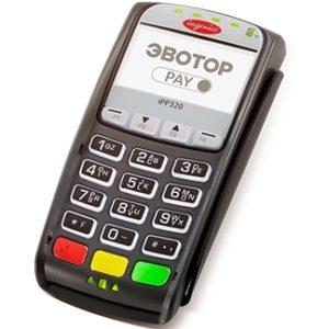 ПИН-пад IPP320_Эвотор.PAY_Plug&Pay